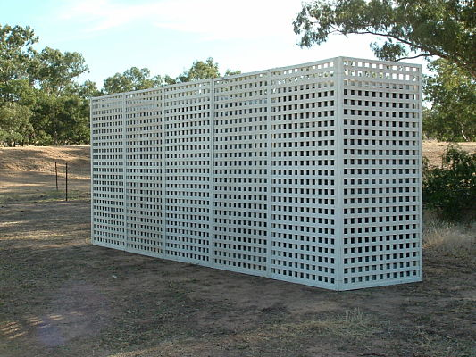 Wattle hire portable toilets for Temporary privacy screen